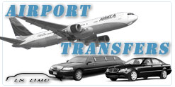 Columbus Airport Transfers and airport shuttles