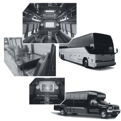 Party Bus rental and Limobus rental in Columbus, OH