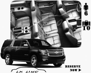 SUV for the airport transfer in Columbus