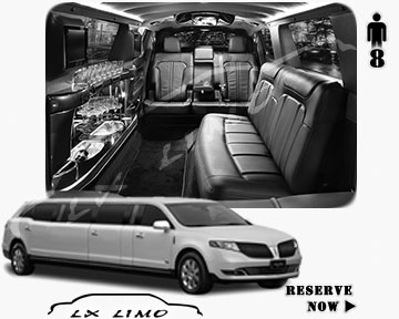 Stretch Limo for hire in Columbus