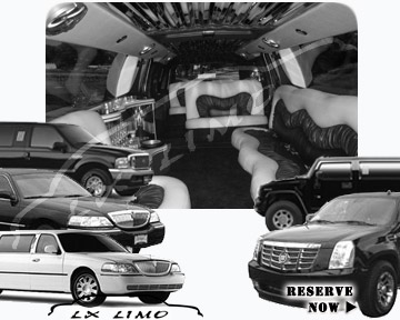 Columbus Stretch Limos for rental