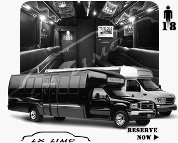 Columbus Party Bus party Bus | 18 passenger PartyBus in Columbus