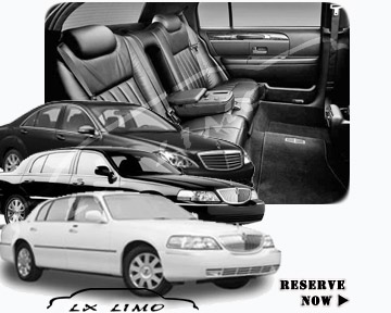 Columbus Sedan hire for wedding